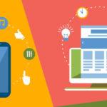 Mobile App Design vs Web App