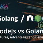 NodeJs vs Golang: Features, Advantages, and Benefits.