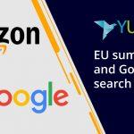 EU summons Amazon and Google to explain search rankings
