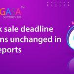TikTok sale deadline remains unchanged in US: Reports